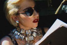 Lady Gaga The Fame Monster era