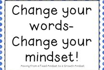 Growth Mindset / Resources on developing a growth mindset