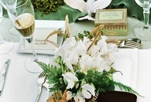 TABLESCAPES  / Amazing tablescapes ranging from vintage to modern to rustic and beyond. / by Bellenza