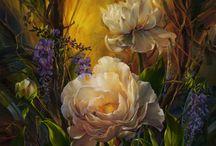Art - Beautyful flowers