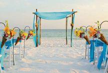 Florida Beach Wedding / Florida Beach wedding, beach wedding, ocean inspired wedding, wedding invitations, hawaii wedding