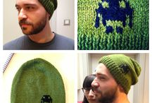 My Projects / Every cold season I like to knit caps.