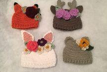croshet of hats