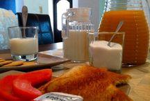 Nuestros clientes desayunando!! / Para empezar un día perfecto... Desayuna con nosotros!!!!