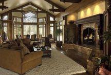 Living room / living room, salon, home