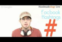 Facebook, Facebook Hashtags / by Christopher Thames