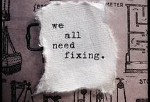 words. / by Rachel Weiner