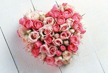Pink Weddings / Pink wedding colors, inspiration and ideas for a pretty pink palette!