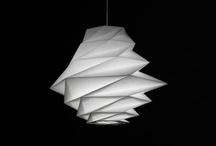 Lampe plis