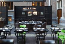 Restaurant / Bar Spaces / by Inside Out Architecture