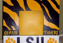 LSU  / by April Martin