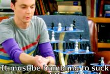 Gotta luv Sheldon / by Betty Ketchum Oliver