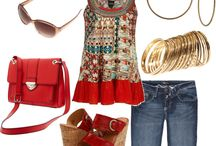 What to Wear / by Lisha Weeks