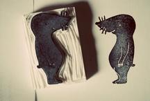 Stempel/Drucken  / by Conny Coolsein