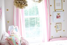Girls room / Decor