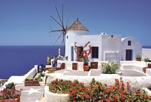Greece / Sun, beach, sparkling blue waters, history, culture and great food - Greece has it all!