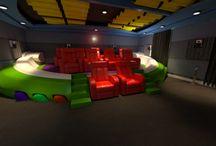 Cinema Theatres
