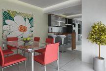 Modelado 3D y decoración / Modelado 3D de espacio y decoración interior