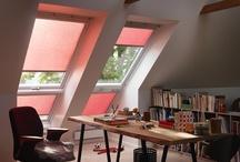 Sonnenschutz & Rollläden / Lass dich inspirieren von dem VELUX Sonnenschutz und Rollläden.