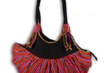 Sac péruvien / Les plus jolis sacs fait à la main par des artisans du Pérou.