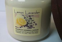 Rustic Candles - 16 oz. / by Gina Dees