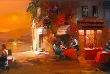 Willem Haenraets - Watercolor