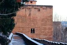Invierno 2015 - Galería con las fotos más impresionantes de esta temporada / by Alhambra de Granada