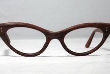 wood eyeglases