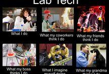Lab tech / Van alles en nog wat
