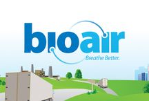 BioAir Solution / BioAir's mission is to develop new ideas that make biological odor and air emissions control more efficient, reliable and cost-effective for our customers.