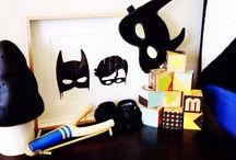 Levi's Big Boy Room
