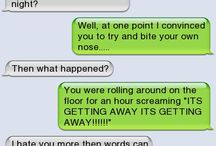 Funny text conversations