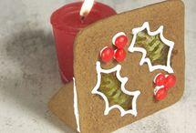 gingerbread / by Bethney Wilson