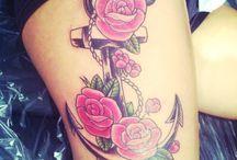 Tattoos<3 / by Kitti Miller