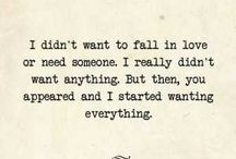 Quotes - Lovey Dovey