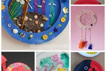 Fun Craft Activities For Kids / Get crafty and creative now! :)
