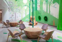 HEALTHCARE Spaces / Healthcare spaces, interior design, creative space