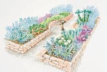 Garden glories / by Margaret Weddle