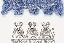 вязание на вилке