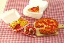 fast food polimer