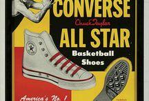 Converse ad campaigns