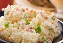 potatoe salad / by connie mae milam