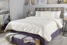 Wool Bedding / This board features some of our British Wool Beds and Bedding...