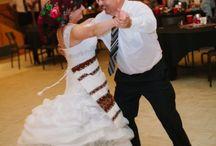 Wedding apron