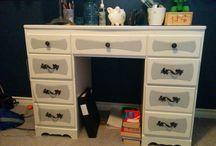 my furniture redo diy