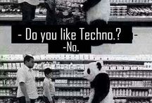 Techno is Sexy