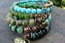 Bracelet Beauties / Jewellery I love!