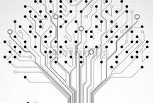 Elektronika és más céges logó ötletek - Electrics etc. LOGOS Business