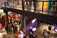 """WOW! Genova Science Center  / Inaugurazione al Porto Antico di #Genova, #Liguria, 9 marzo 2013 della #mostra """"Brain: il mondo in testa"""""""