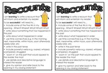 primary - writing resources